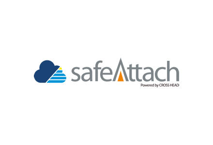 safeAttach Powered by CROSSHEAD